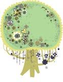 Lovely tree design Royalty Free Stock Photo