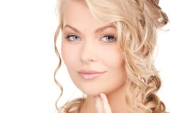 Lovely woman Royalty Free Stock Images