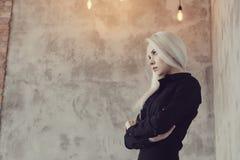 Lovely woman Stock Photos