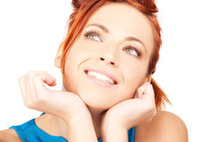 Lovely woman Royalty Free Stock Photography