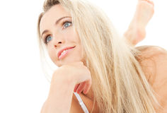 Lovely woman Royalty Free Stock Image