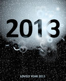 LOVELY YEAR 2013 Stock Photos