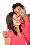 Lovely young couple Royalty Free Stock Photo