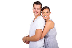 Lovely young couple Royalty Free Stock Photography