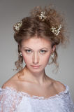Lovely young woman Royalty Free Stock Image