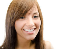 Lovely young woman portrait Stock Image