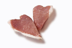 Lovemeat Stockfoto