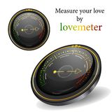 Lovemeter Stock Images