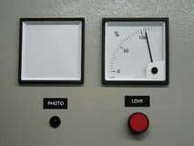 Lovemeter Stock Photos