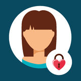 Lover avatar Stock Photos
