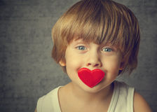 Lover boy Stock Images