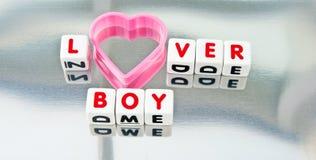 Lover boy Stock Photos