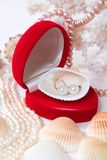 Lover's gift Stock Photo