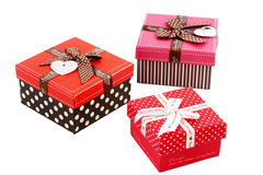 Lover's Gifts Royalty Free Stock Image