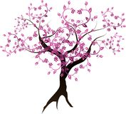 Lover tree Royalty Free Stock Images