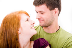 Lovers Stock Images