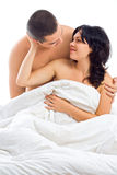 Lovers Royalty Free Stock Image