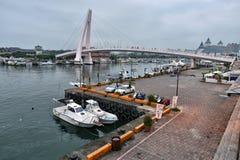 Lovers Bridge, Taipei Stock Photo