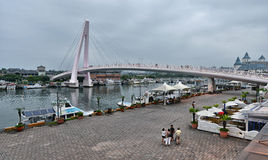 Lovers Bridge, Taipei Stock Images