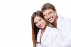 Lovers Couple Stock Photo