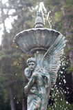 Lovers fountain Stock Photo