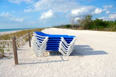 Lovers Key, Florida USA Royalty Free Stock Photography