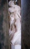 Lovers in marble Stock Images