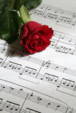 Lovesong Stock Image