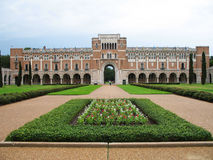 Lovett Hall Rice University Stock Photography