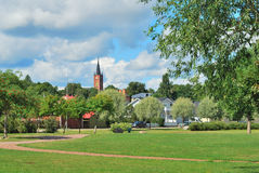 Loviisa, Finland Royalty Free Stock Photos
