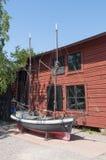 Loviisa maritimt museum fotografering för bildbyråer