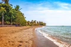 Lovina,巴厘岛,印度尼西亚 免版税库存图片