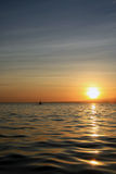 Lovina Beach Bali, Indonesia early morning sunrise royalty free stock photos
