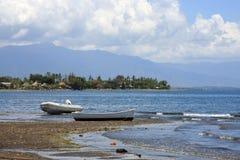 Lovina-Strand in Bali, Indonesien Lizenzfreie Stockfotos