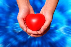 Loving and caring Royalty Free Stock Photo
