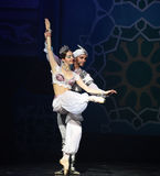 "A loving companion- ballet ""One Thousand and One Nights"" Stock Images"