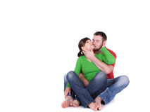 Loving couple Stock Photography