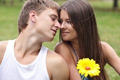 Loving couple Royalty Free Stock Photos