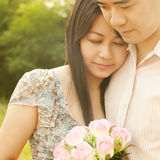 Loving Couple Royalty Free Stock Photo