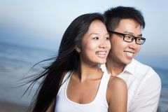 Loving couple Stock Image
