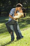 Loving couple. royalty free stock photo