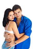 Loving couple Stock Photography