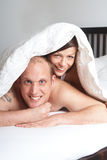 Loving couple Royalty Free Stock Images