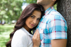 Loving couple. Royalty Free Stock Images