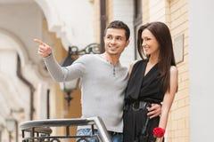 Loving couple. Royalty Free Stock Photography