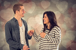 Loving Couple Royalty Free Stock Photo