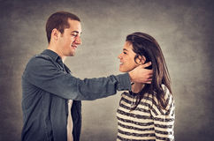 Loving Couple Royalty Free Stock Photos