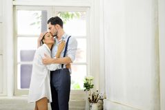 Loving couples Stock Photo