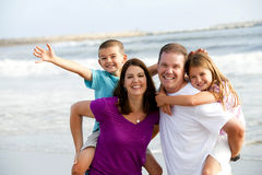 Loving family Stock Photography
