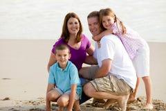 Loving family Royalty Free Stock Photos